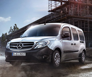 Mercedes-Benz Citan 109 CDI Tourer Select - TIN: 0%
